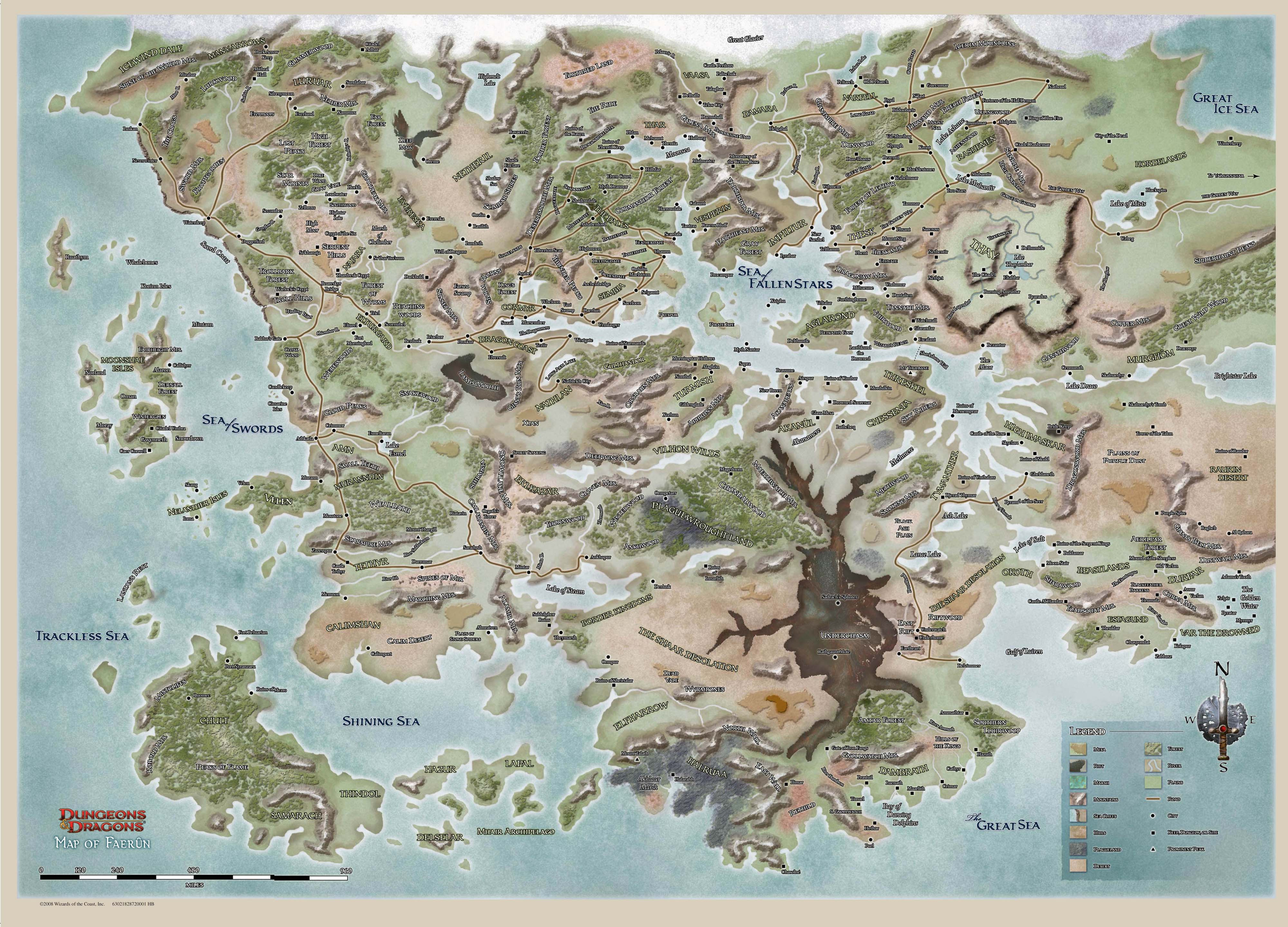 Utilizing: Forgotten Realms books, 4e Modules, 3rd Party novels, and ...
